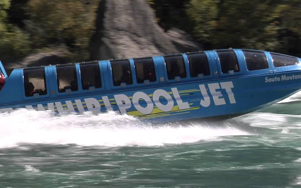 Niagara Falls Domed Jet Boat Ride – Niagara on the Lake Bed & Breakfast